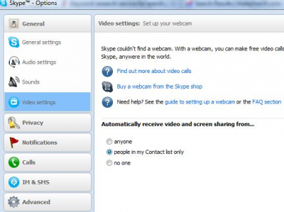 Skype Video Call Not Working, Why?- 6 Causes – TechnologyTopic