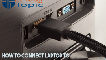 How to connect laptop to projector with HDMI cable